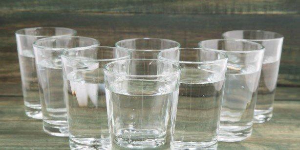 Эти продукты способны заменить 8 стаканов воды в день