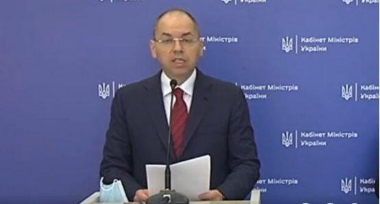 Степанов: Украина прошла пик, теперь нам угрожает COVID с двойной мутацией