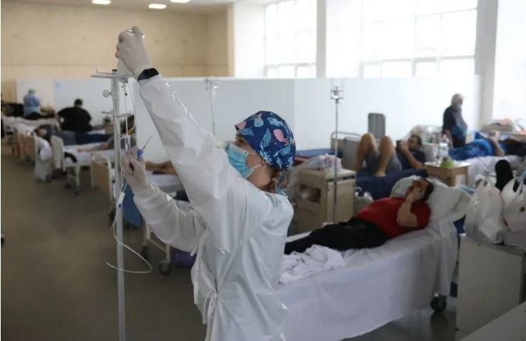 Ситуация критическая: два региона Украины не справляются с госпитализацией