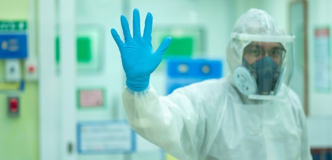 Украина стала лидером в Европе по смертности от коронавируса