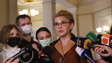 Відео. Тимошенко: Нас щойно 284 депутати продали! Земля більше не належить українцям.
