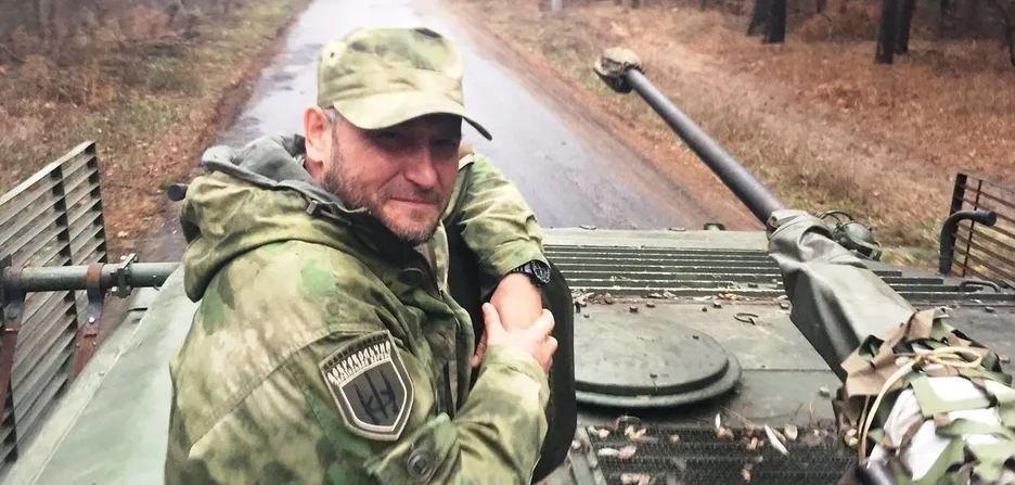 Ярош оценил шансы на присоединение Россией оккупированного Донбасса