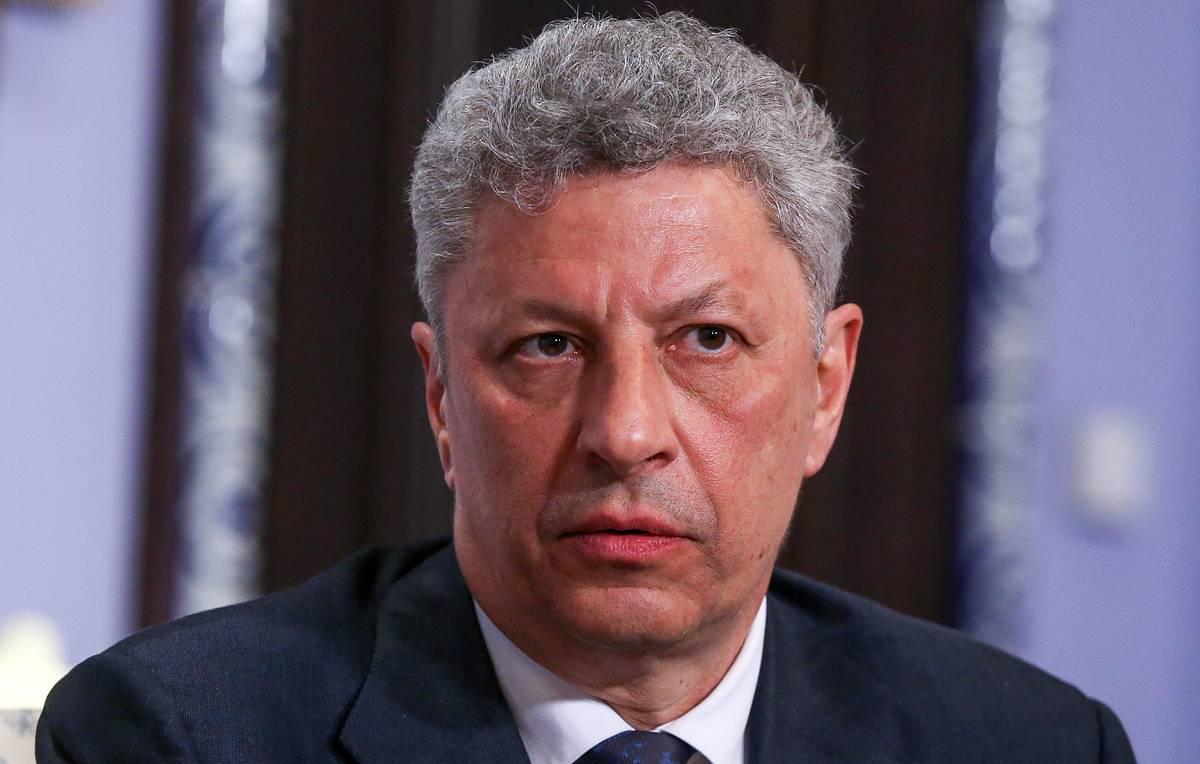 """Бойко заявив, що """"ОПЗЖ"""" готова вести переговори з терористами ЛДНР"""