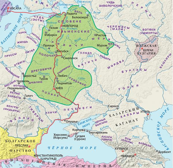 Новые исторические открытия Владимира Таврического