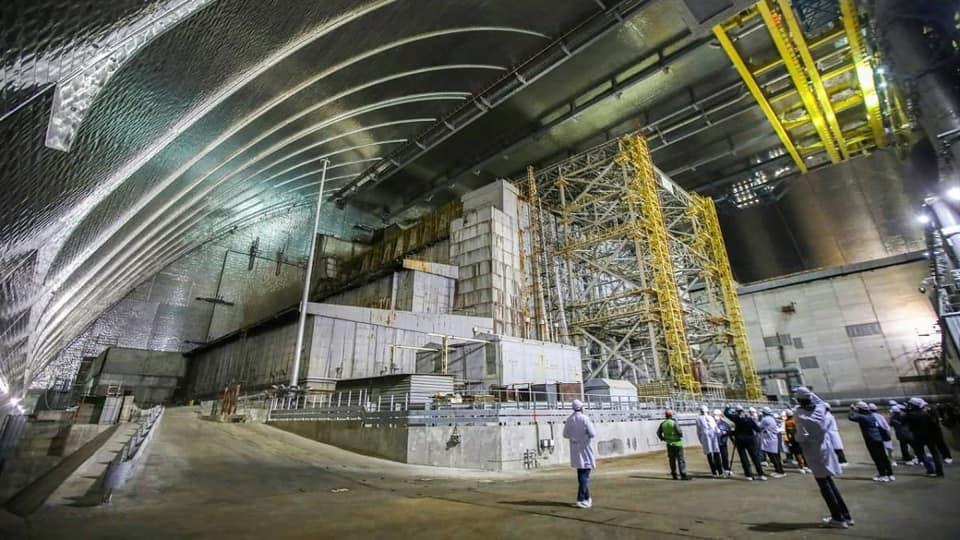 Ще цього не вистачало… На Чорнобильській атомній електростанції зафіксували тління ядерних реакцій у зруйнованому реакторі…є ризик нових аварій… Погано все це…-Н. Приходько
