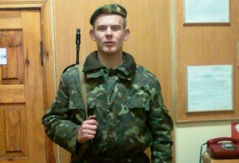 Його називали Світлячком. Молодший сержант міліції Руслан Шеремет, якому назавжди залишиться 23. Пам'ятайте заг#бл#х – вони живуть, поки живе пам'ять про них!