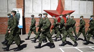 Переброс российской военной техники к границам