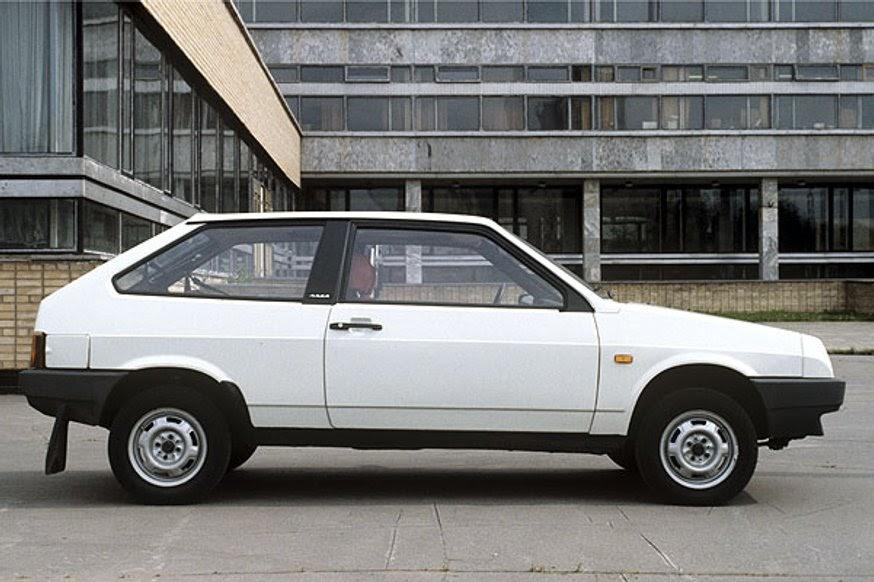 Самые популярные автомобили производства ВАЗ