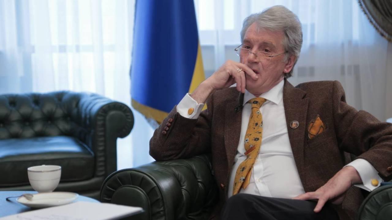 Друзі, а ви знали, що Віктор Ющенко єдиний колишній президент України, якого повністю утримує Держава.