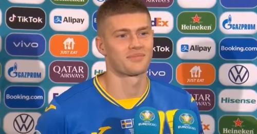 """""""Гocпoди, ну звiдки бepутьcя цi мapciaни?"""" Ніцой жopстко розкритикувала автора переможного голу у ворота Швеції Артема Довбика"""