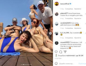 MARUV с подружками устроили шоу в купальниках, кадры впечатляют: «Стоило бы и похудеть…»