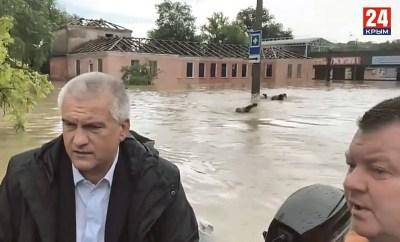 Сенсация: Украина выкачивала воду из Крыма вплоть до 2014 года!