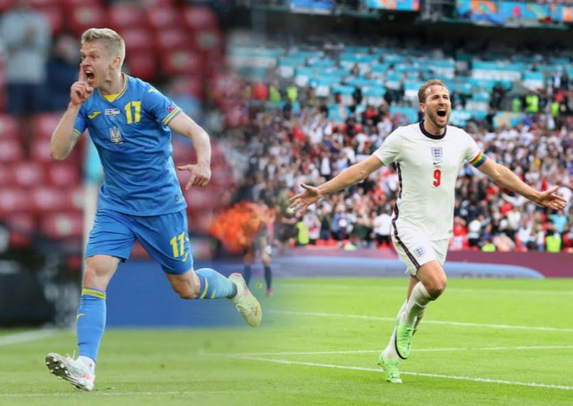 Украина – Англия. Где смотреть матч в прямом эфире