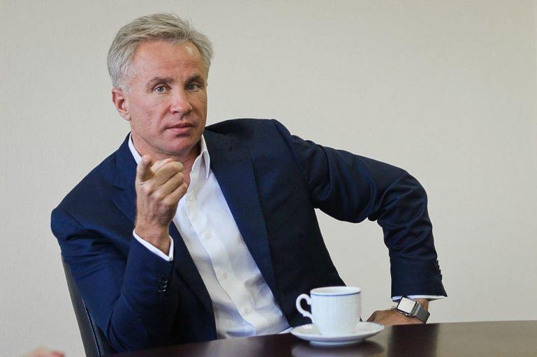 Юрій Косюк, власник «Нашої ряби», продає українцям м'ясо дорожче, ніж на експорт – ЗМІ