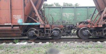 13-летний ребенок залез на вагон поезда, все закончилось трагично: кадры с места