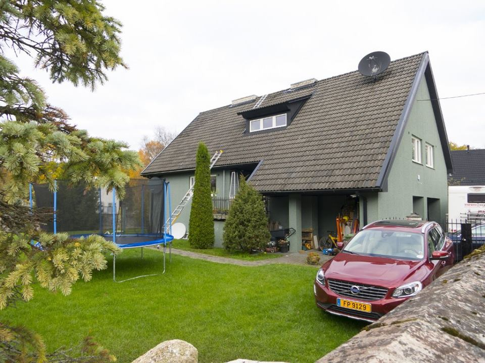 Не повірите! В цьому будинку живе естонський президент….
