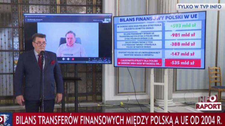 Конец мифам о том, что Польша живет за счет европейских дотаций!