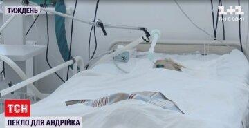 """Оборвалась жизнь покалеченного мальчика из Черкасс, молитвы не помогли: """"Никто не смог защитить…"""""""