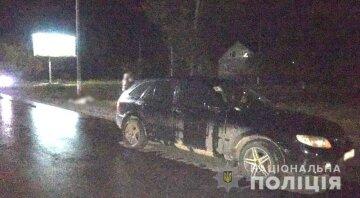 Mazda снесла с пути пешехода, всё закончилось летально: кадры аварии на Одесчине