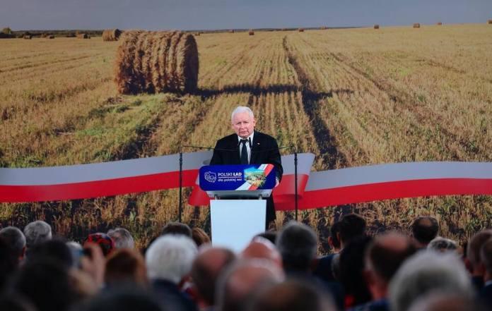 Правящая партия Польши назвала основные шаги развития села и малого фермерства
